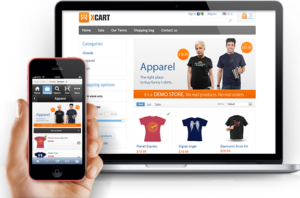 Site e-commerce Paris