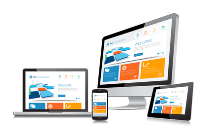 conception site web vitrine tunisie